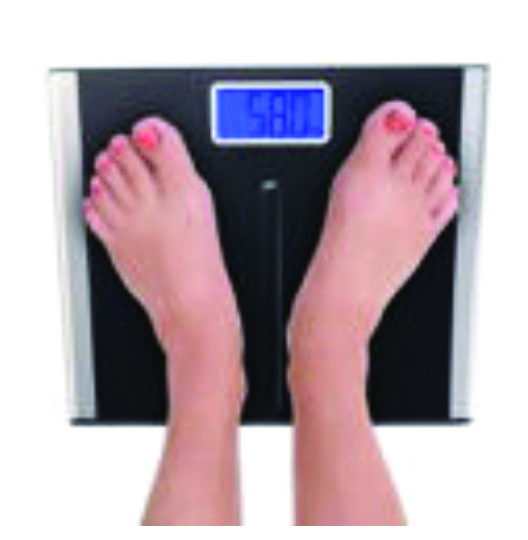 The bathroom scale may not be giving you the real story.
